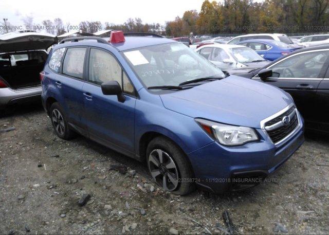 Inventory #343842113 2017 Subaru FORESTER