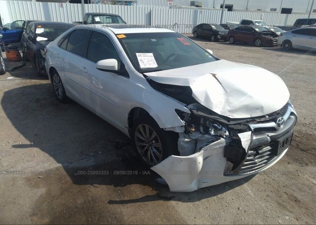 Inventory #583099858 2017 Toyota CAMRY
