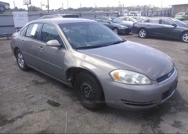 Inventory #408251523 2006 Chevrolet IMPALA