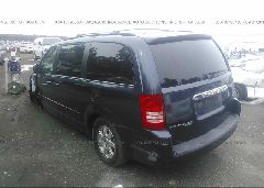 2008 Chrysler TOWN & COUNTRY - 2A8HR54P28R713134 [Angle] View