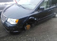 2008 Chrysler TOWN & COUNTRY - 2A8HR54P28R713134 detail view