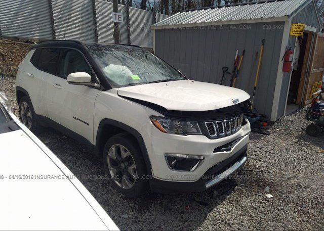 Inventory #864934074 2018 JEEP COMPASS