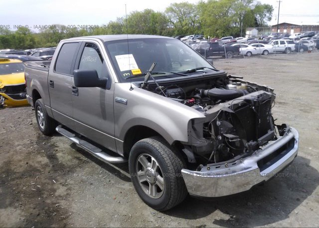 Inventory #603766007 2005 FORD F150