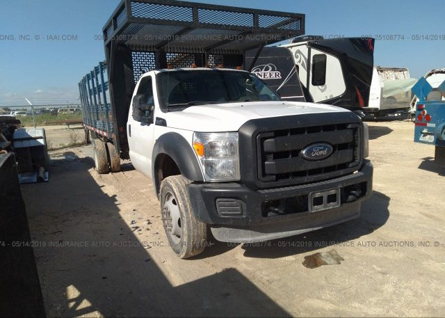 Inventory #134473580 2012 FORD F550