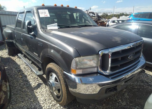 Inventory #628806062 2004 FORD F350