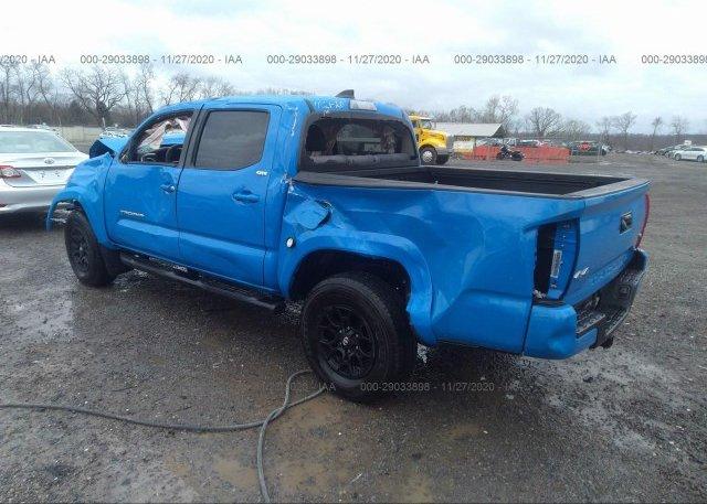 купить 2020 TOYOTA TACOMA 4WD 3TMCZ5AN1LM322691