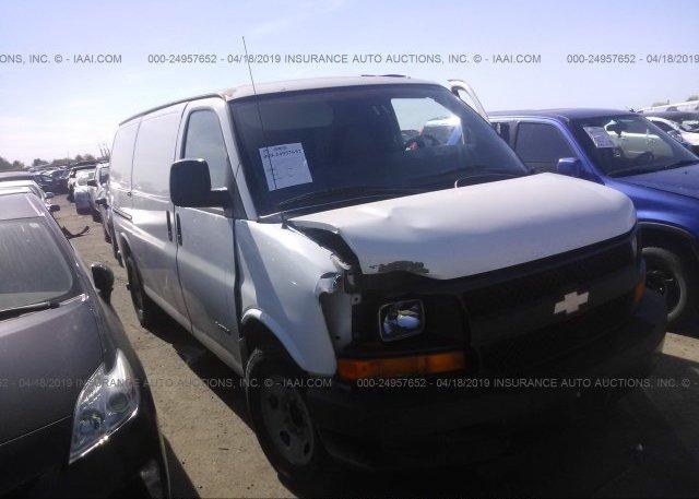 Inventory #867764608 2005 Chevrolet EXPRESS G2500