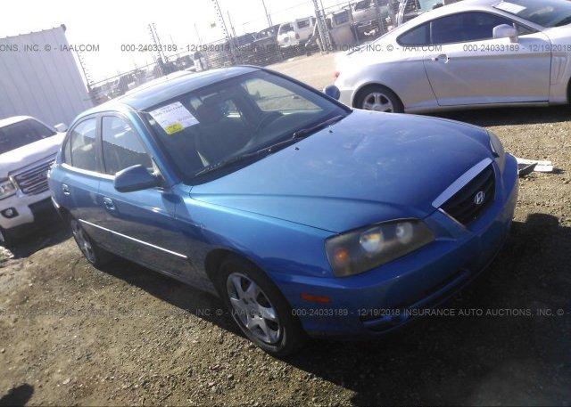 Inventory #703068693 2006 HYUNDAI ELANTRA