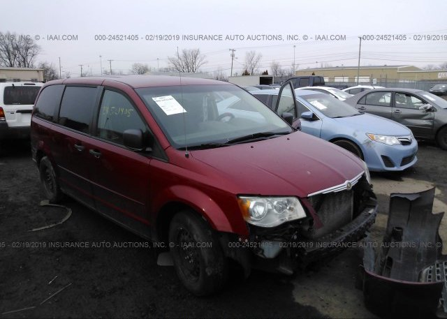 Inventory #953572023 2008 Chrysler TOWN & COUNTRY