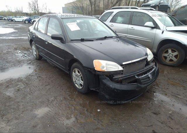 Inventory #700389944 2002 Honda CIVIC