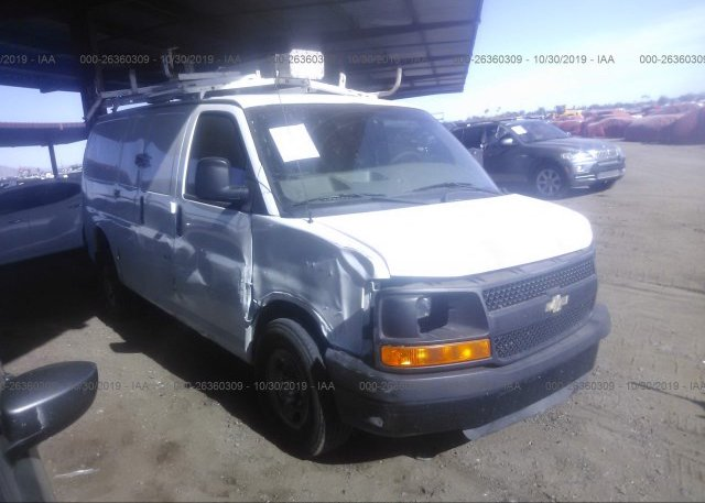 Inventory #483640990 2011 Chevrolet EXPRESS G2500