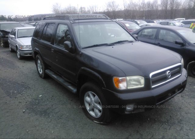 Inventory #769848933 2002 Nissan PATHFINDER