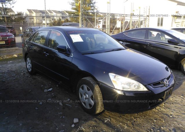 Inventory #134332222 2005 Honda ACCORD