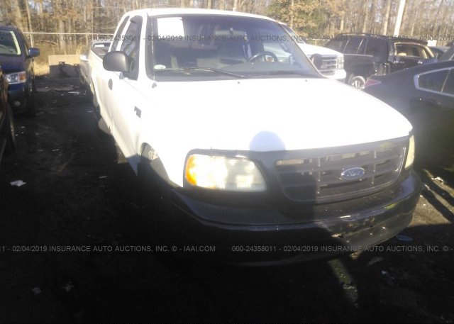 Inventory #389926212 2002 FORD F150