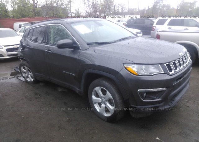 Inventory #498400453 2018 JEEP COMPASS