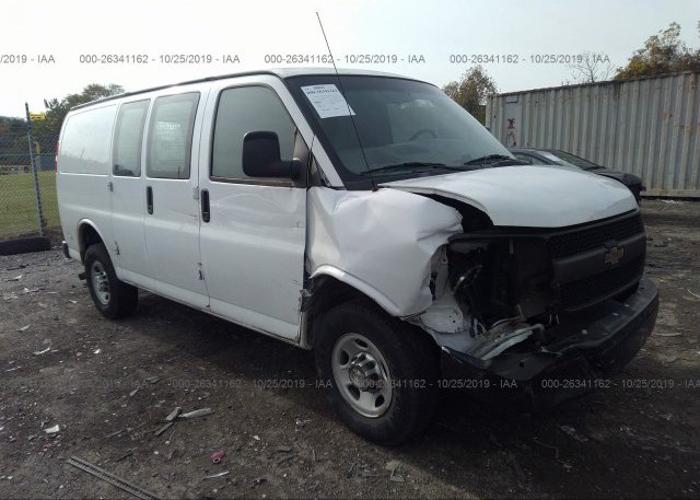Inventory #646802493 2014 Chevrolet EXPRESS G2500