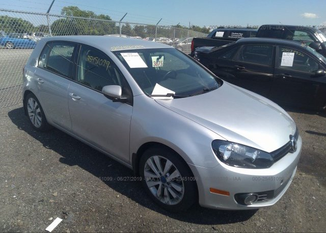 Inventory #918127941 2014 Volkswagen GOLF