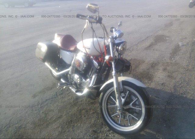 Inventory #286943123 2016 Harley-davidson XL1200