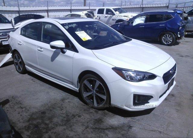 Inventory #417048121 2017 Subaru IMPREZA