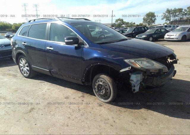 Inventory #548442465 2007 Mazda CX-9