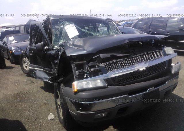 Inventory #647405533 2005 Chevrolet SILVERADO