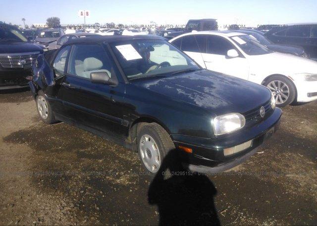 Inventory #293182203 1999 Volkswagen CABRIO