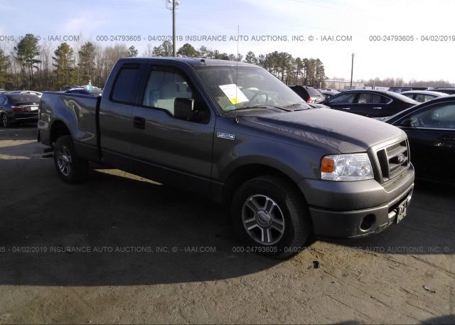 Inventory #548827430 2008 FORD F150