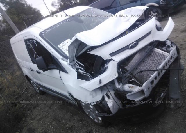 Inventory #333946146 2018 FORD TRANSIT CONNECT
