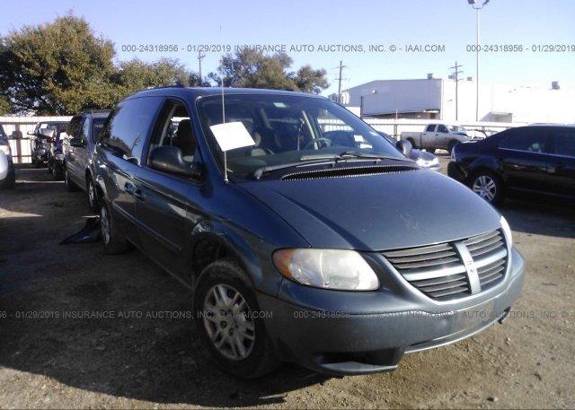 Inventory #890853940 2005 Dodge GRAND CARAVAN