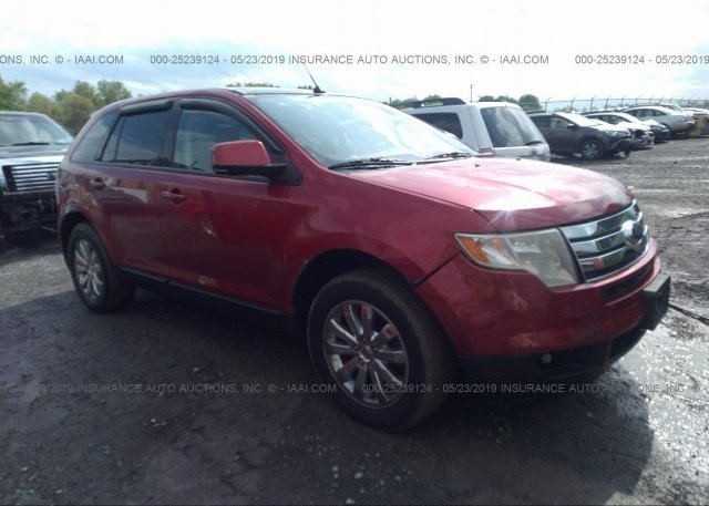 Inventory #333259910 2007 FORD EDGE