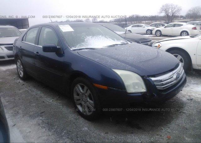Inventory #493284905 2007 FORD FUSION