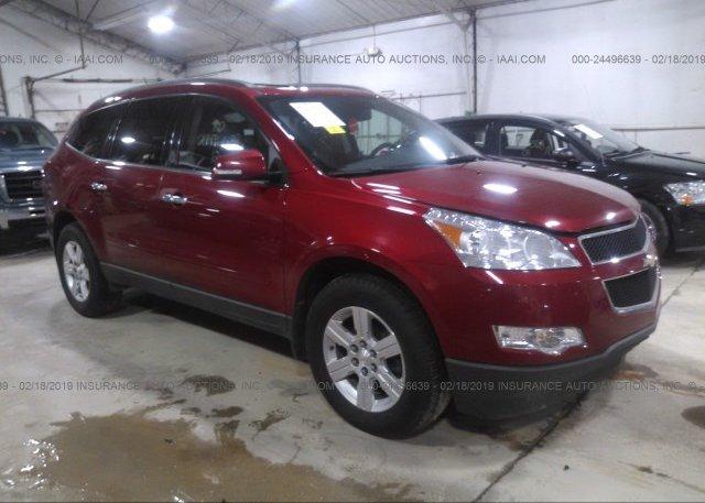 Inventory #389826987 2012 Chevrolet TRAVERSE