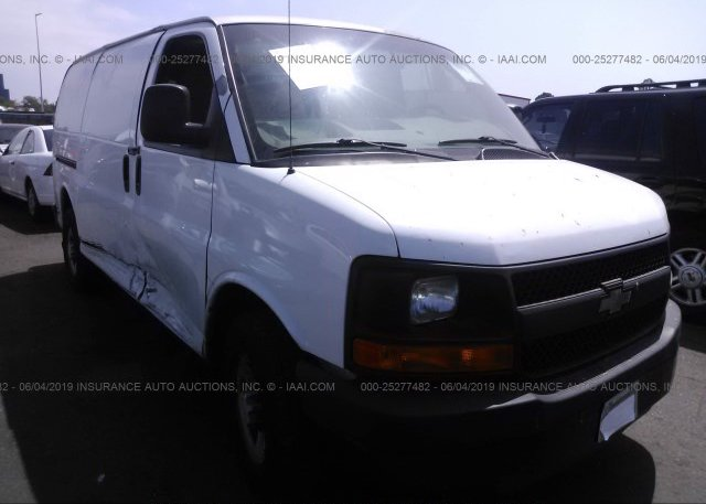 Inventory #412269857 2008 Chevrolet EXPRESS G2500