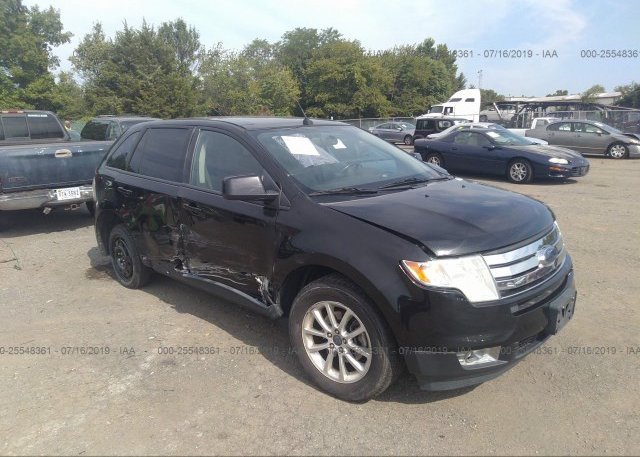 Inventory #628747006 2009 FORD EDGE
