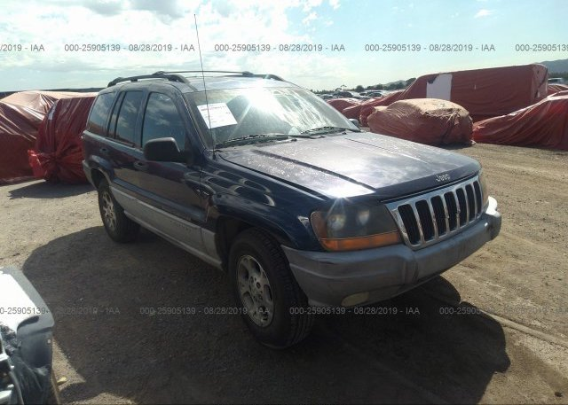 Inventory #500928479 2000 JEEP GRAND CHEROKEE