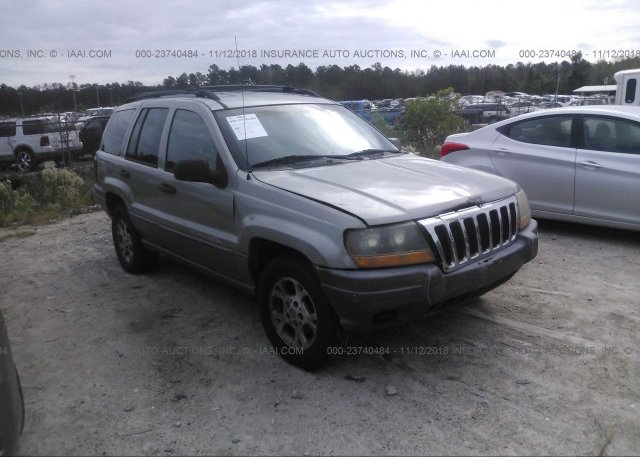 Inventory #134789581 2001 JEEP GRAND CHEROKEE