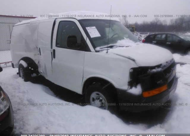 Inventory #508159578 2016 Chevrolet EXPRESS G2500