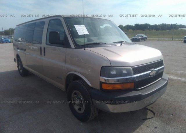 Inventory #447836438 2006 Chevrolet EXPRESS G3500