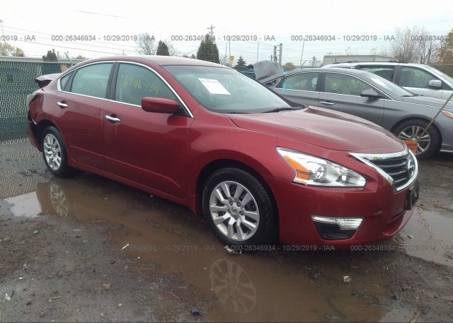 Inventory #505153262 2015 Nissan ALTIMA