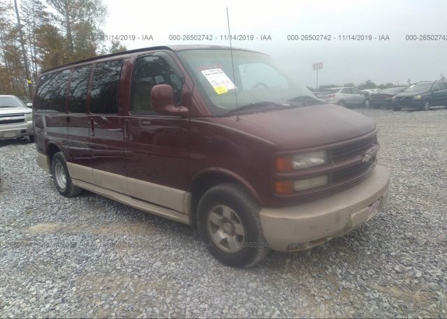 Inventory #244327799 2001 Chevrolet EXPRESS G1500