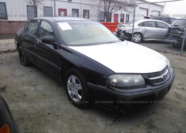 Inventory #140143663 2003 Chevrolet IMPALA