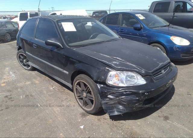 Inventory #129394377 1996 Honda CIVIC