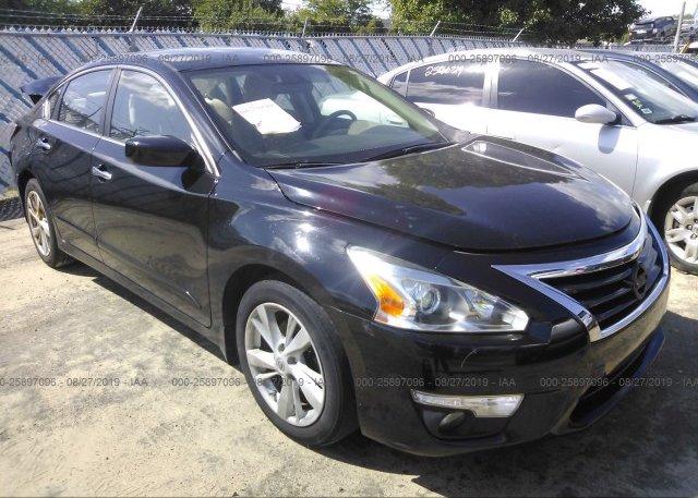 Inventory #246870451 2015 Nissan ALTIMA