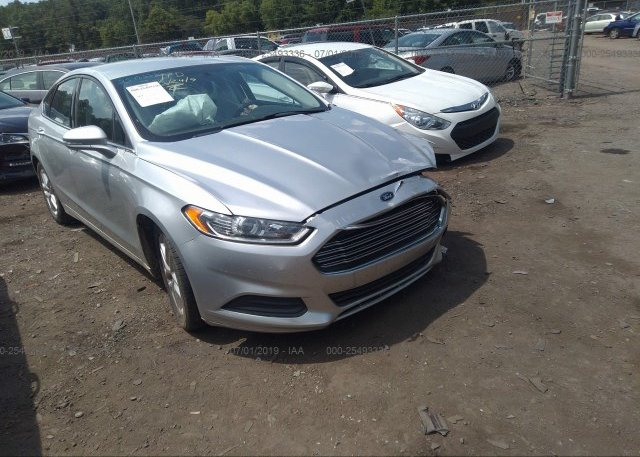 Inventory #125573431 2013 FORD FUSION