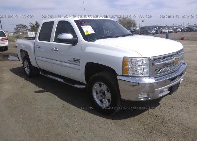 Inventory #246118050 2012 Chevrolet SILVERADO