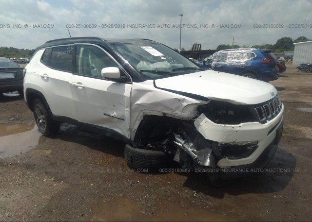 Inventory #186078693 2018 JEEP COMPASS