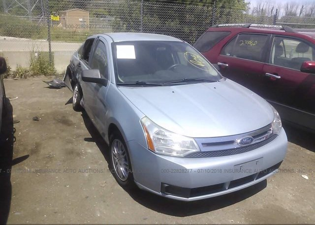 Inventory #438315254 2009 FORD FOCUS