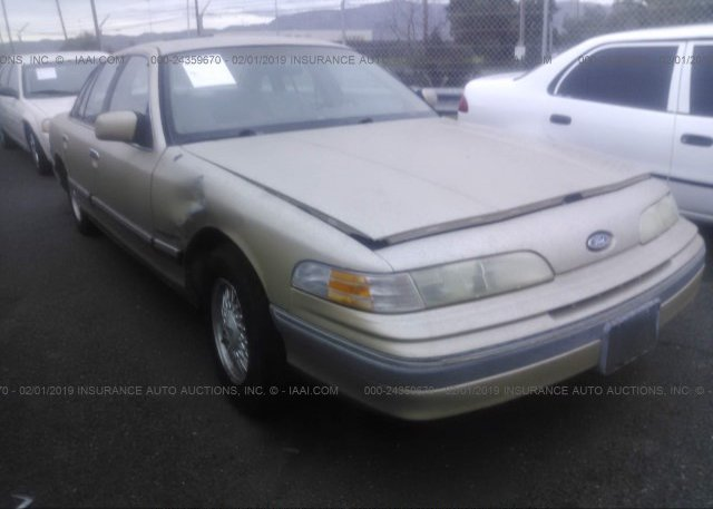 Inventory #723787564 1992 FORD CROWN VICTORIA