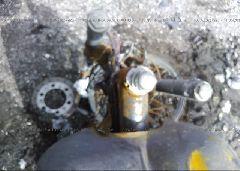 2012 Honda CMX250 - JH2MC1306CK603111 inside view