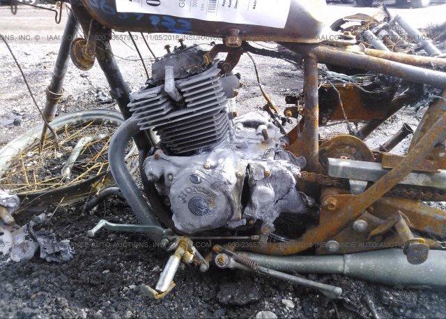 2012 Honda CMX250 - JH2MC1306CK603111
